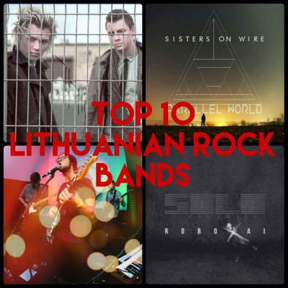 10 Amazing Rock bands from Lithuania (Part 2)