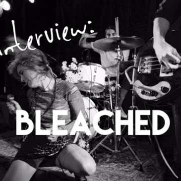 Interview with bleached