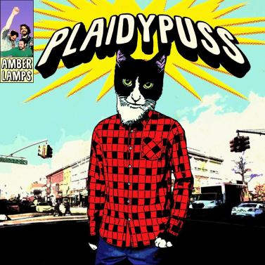 Punks not dead: Amber Lamps debut album Plaidypuss