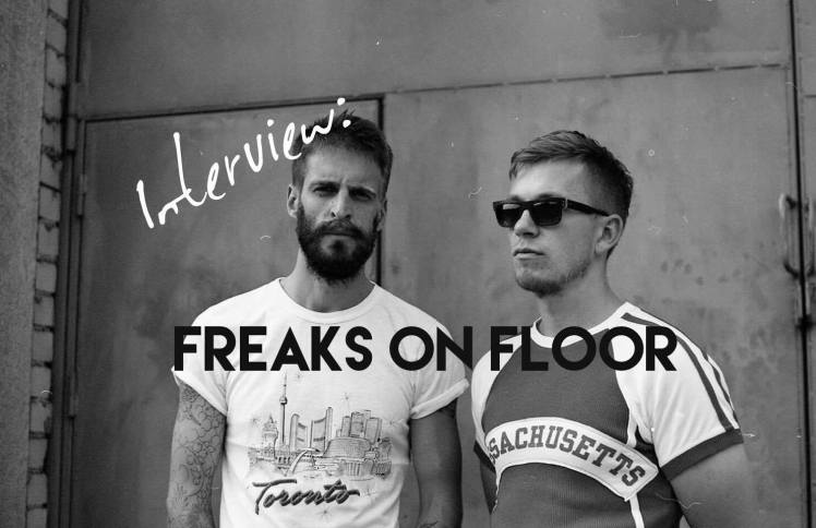 Short interview - Freaks On Floor and their new album