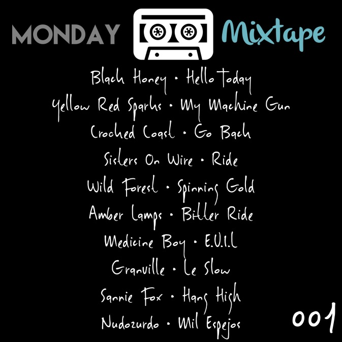 bhindthelyrics - Monday Mixtape 001