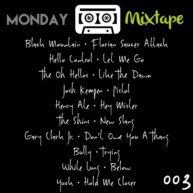 Bhindthelyrics Monday mixtape
