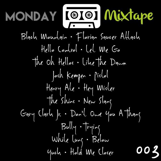 Bhindthelyrics Monday mixtape