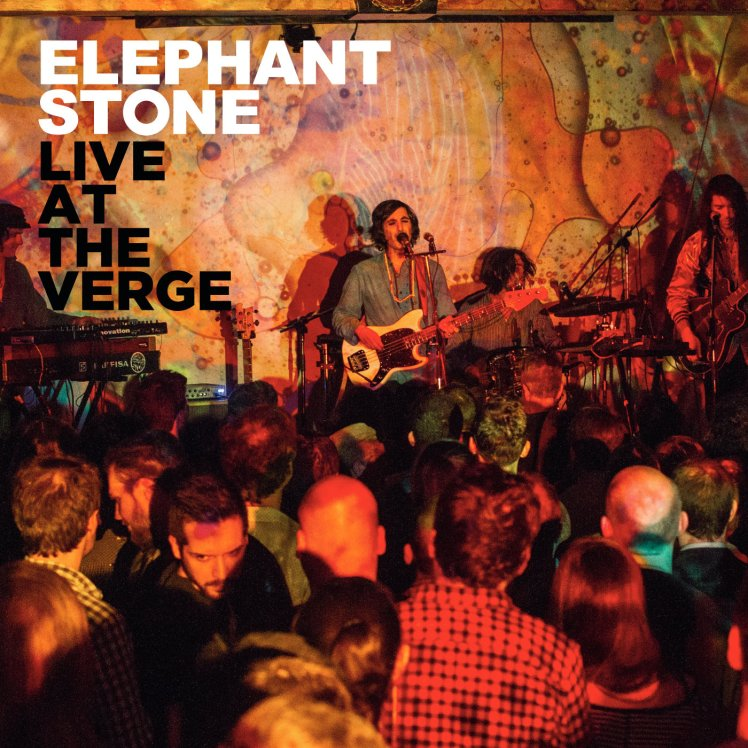 ELEPHANT STONE Live EP 'Live At The Verge_ Out Now